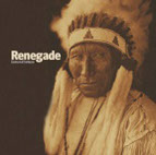 Image of the front cover of Esmond Selwyn album Renegade